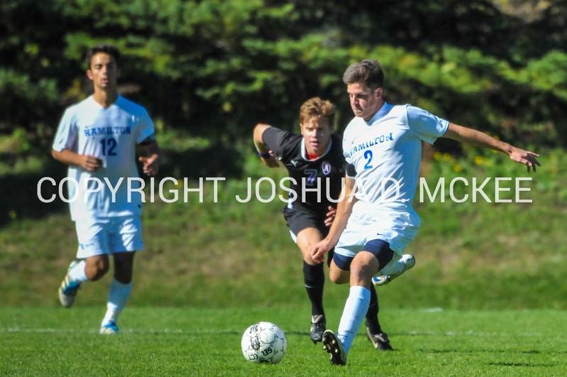 M Soccer v Amherst 10-10-15-117