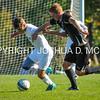 M Soccer v Amherst 10-10-15-624