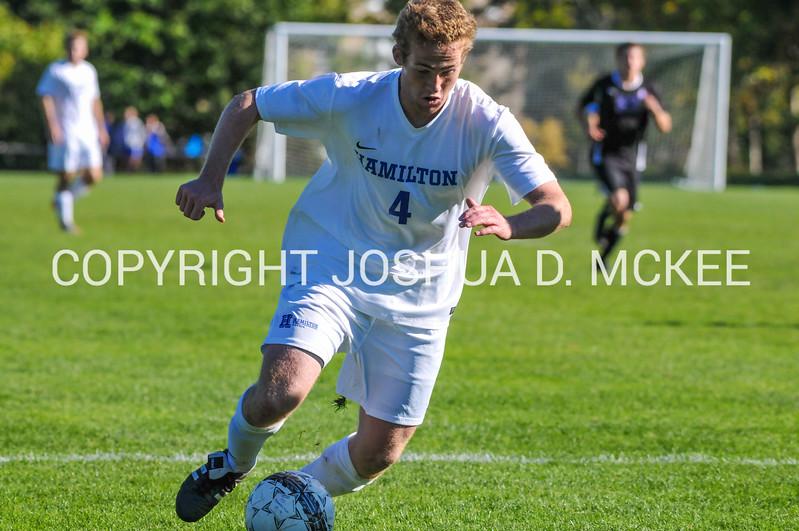 M Soccer v Amherst 10-10-15-860