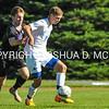 M Soccer v Amherst 10-10-15-672