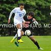 M Soccer v Wesleyan 10-3-15-1180