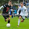 M Soccer v Wesleyan 10-3-15-1025