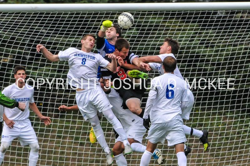 M Soccer v Wesleyan 10-3-15-173