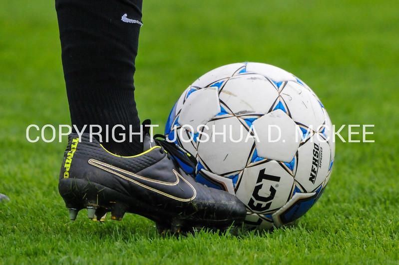 M Soccer v Wesleyan 10-3-15-1