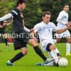 M Soccer v Wesleyan 10-3-15-1148