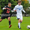 M Soccer v Wesleyan 10-3-15-1301