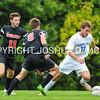 M Soccer v Wesleyan 10-3-15-1042