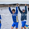 4/12/17 4:47:16 PM Hamilton College Rowing Practice, at Erie Canal, Rome, NY<br /> <br /> Photo by Josh McKee