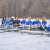 4/12/17 4:58:03 PM Hamilton College Rowing Practice, at Erie Canal, Rome, NY<br /> <br /> Photo by Josh McKee