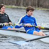 4/12/17 5:03:36 PM Hamilton College Rowing Practice, at Erie Canal, Rome, NY<br /> <br /> Photo by Josh McKee