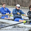 4/12/17 5:03:32 PM Hamilton College Rowing Practice, at Erie Canal, Rome, NY<br /> <br /> Photo by Josh McKee