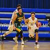 11/27/16 3:13:33 PM Hamilton College Men's Basketball v Oswego in the Hamilton Invitational Championship at Margaret Bundy Scott Field House, Hamilton College, Clinton, NY<br /> <br /> Photo by Josh McKee