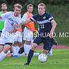 Hamilton College Men's Soccer v Ithaca at Love Field on September 21st, 2016 at 4:30pm