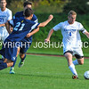 Hamilton College Men's Soccer v Ithaca at Love Field on September 21st, 2016 at 4:30pm
