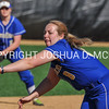 Hamilton College pitcher Molly Leitner (8)<br /> <br /> 4/14/17 4:29:58 PM Hamilton College Softball v. Middlebury College, at Loop Road Softball/Baseball Complex, Hamilton College, Clinton, NY<br /> <br /> Photo by Josh McKee