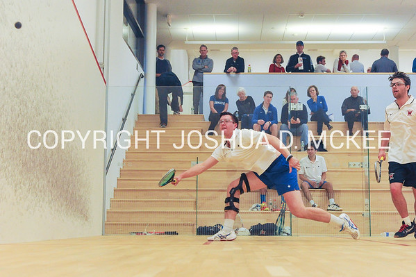 11/19/16 3:29:13 PM Hamilton College Men's Squash v Wesleyan College at Little Squash Center, Hamilton College, Clinton, NY<br /> <br /> Photo by Josh McKee