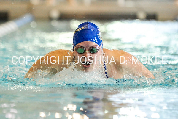 1/21/17 3:16:45 PM Hamilton College Swimming and Diving vs Union College in Bristol Pool, Hamilton College, Clinton, NY <br /> <br /> Photo by Josh McKee