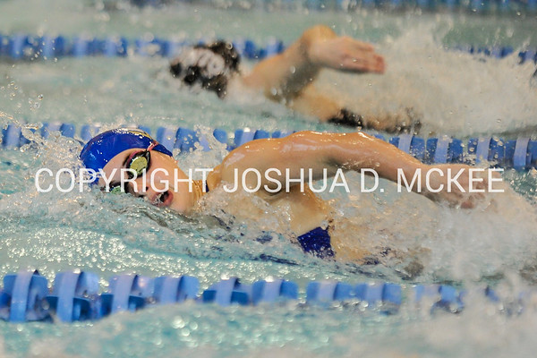 1/21/17 3:40:50 PM Hamilton College Swimming and Diving vs Union College in Bristol Pool, Hamilton College, Clinton, NY <br /> <br /> Photo by Josh McKee
