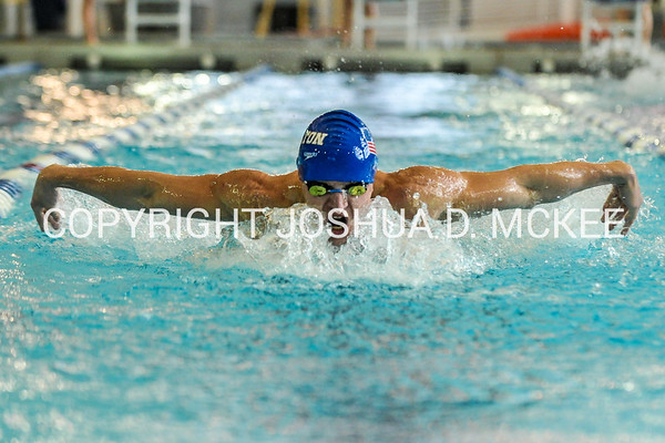 1/21/17 3:19:02 PM Hamilton College Swimming and Diving vs Union College in Bristol Pool, Hamilton College, Clinton, NY <br /> <br /> Photo by Josh McKee