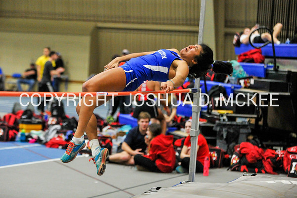 1/21/17 12:10:14 PM Hamilton College Track and Field Indoor Invitational  at Margaret Bundy Scott Field House, Hamilton College, Clinton, NY <br /> <br /> Photo by Josh McKee