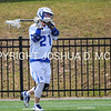 Hamilton College midfielder Dan Cahill (21)<br /> <br /> 4/15/17 12:49:35 PM Hamilton College Men's Lacrosse v. Connecticut College at Steuben Field, Hamilton College, Clinton, NY<br /> <br /> Photo by Josh McKee