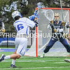 Hamilton College midfielder Michael Alderman (16)<br /> <br /> 4/22/17 1:12:16 PM Hamilton College Men's Lacrosse v. Trinity College at Steuben Field, Hamilton College, Clinton, NY<br /> <br /> Photo by Josh McKee