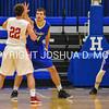 1/7/17 3:05:27 PM Hamilton College Men's Basketball v #9 Wesleyan College at Margaret Bundy Scott Field House, Hamilton College, Clinton, NY  Hamilton won 92-76.<br /> <br /> Photo by Josh McKee