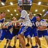 1/7/17 3:00:43 PM Hamilton College Men's Basketball v #9 Wesleyan College at Margaret Bundy Scott Field House, Hamilton College, Clinton, NY  Hamilton won 92-76.<br /> <br /> Photo by Josh McKee