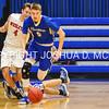 1/7/17 3:10:56 PM Hamilton College Men's Basketball v #9 Wesleyan College at Margaret Bundy Scott Field House, Hamilton College, Clinton, NY  Hamilton won 92-76.<br /> <br /> Photo by Josh McKee