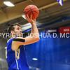 1/7/17 3:06:36 PM Hamilton College Men's Basketball v #9 Wesleyan College at Margaret Bundy Scott Field House, Hamilton College, Clinton, NY  Hamilton won 92-76.<br /> <br /> Photo by Josh McKee