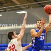 1/7/17 3:12:49 PM Hamilton College Men's Basketball v #9 Wesleyan College at Margaret Bundy Scott Field House, Hamilton College, Clinton, NY  Hamilton won 92-76.<br /> <br /> Photo by Josh McKee