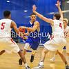 1/7/17 3:11:31 PM Hamilton College Men's Basketball v #9 Wesleyan College at Margaret Bundy Scott Field House, Hamilton College, Clinton, NY  Hamilton won 92-76.<br /> <br /> Photo by Josh McKee