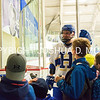 11/18/16 7:45:12 PM Hamilton College  Men's Hockey v Amherst College at Russell Sage Rink, Hamilton College, Clinton, NY<br /> <br /> Photo by Josh McKee