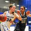 1/28/17 3:16:57 PM Hamilton College Women's Basketball v Middleburg College at Margaret Bundy Scott Field House, Hamilton College, Clinton, NY<br /> <br /> Hamilton won 68-62<br /> <br /> Photo by Josh McKee