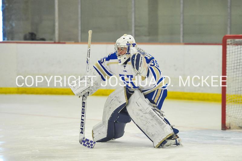 2/4/17 2:32:39 PM Hamilton College Women's Hockey v Bowdoin College at Russell Sage Rink, Hamilton College, Clinton, NY<br /> <br /> Hamilton Won in Overtime 3-2<br /> <br /> Photo by Josh McKee