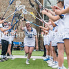 Hamilton College midfielder Hannah Lease (12)<br /> <br /> 4/29/17 12:03:50 PM NESCAC Women's Lacrosse Quarterfinal: #16 Bowdoin College @ #9 Hamilton College, at Steuben Field, Hamilton College, Clinton, NY<br /> <br /> Final: Hamilton 12   Bowdoin 9<br /> <br /> Photo by Josh McKee