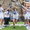 Hamilton College midfielder Casey File (21)<br /> <br /> 4/29/17 12:04:30 PM NESCAC Women's Lacrosse Quarterfinal: #16 Bowdoin College @ #9 Hamilton College, at Steuben Field, Hamilton College, Clinton, NY<br /> <br /> Final: Hamilton 12   Bowdoin 9<br /> <br /> Photo by Josh McKee