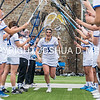 Hamilton College midfielder Kara Pooley (5)<br /> <br /> 4/29/17 12:03:28 PM NESCAC Women's Lacrosse Quarterfinal: #16 Bowdoin College @ #9 Hamilton College, at Steuben Field, Hamilton College, Clinton, NY<br /> <br /> Final: Hamilton 12   Bowdoin 9<br /> <br /> Photo by Josh McKee