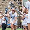 Hamilton College defender Ellison Sherrill (20)<br /> <br /> 4/29/17 12:04:23 PM NESCAC Women's Lacrosse Quarterfinal: #16 Bowdoin College @ #9 Hamilton College, at Steuben Field, Hamilton College, Clinton, NY<br /> <br /> Final: Hamilton 12   Bowdoin 9<br /> <br /> Photo by Josh McKee