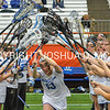 3/11/17 3:04:09 PM Hamilton College Women's Lacrosse v. Wesleyan University at the Carrier Dome, Syracuse University, Syracuse, NY<br /> <br /> Hamilton College midfielder Darby Philbrick (13)<br /> <br /> Final: Hamilton 7  Wesleyan 8<br /> <br /> Photo by Josh McKee