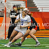 3/11/17 3:09:58 PM Hamilton College Women's Lacrosse v. Wesleyan University at the Carrier Dome, Syracuse University, Syracuse, NY<br /> <br /> Hamilton College midfielder Kara Pooley (5)<br /> <br /> Final: Hamilton 7  Wesleyan 8<br /> <br /> Photo by Josh McKee