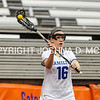 3/11/17 3:09:55 PM Hamilton College Women's Lacrosse v. Wesleyan University at the Carrier Dome, Syracuse University, Syracuse, NY<br /> <br /> Hamilton College attacker Nora Klemmer (16)<br /> <br /> Final: Hamilton 7  Wesleyan 8<br /> <br /> Photo by Josh McKee