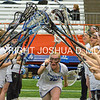 3/11/17 3:04:03 PM Hamilton College Women's Lacrosse v. Wesleyan University at the Carrier Dome, Syracuse University, Syracuse, NY<br /> <br /> Hamilton College midfielder Hannah Lease (12)<br /> <br /> Final: Hamilton 7  Wesleyan 8<br /> <br /> Photo by Josh McKee