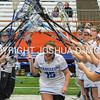3/11/17 3:04:16 PM Hamilton College Women's Lacrosse v. Wesleyan University at the Carrier Dome, Syracuse University, Syracuse, NY<br /> <br /> Hamilton College defender Maddie Fitzpatrick (15)<br /> <br /> Final: Hamilton 7  Wesleyan 8<br /> <br /> Photo by Josh McKee