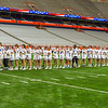 3/11/17 3:05:26 PM Hamilton College Women's Lacrosse v. Wesleyan University at the Carrier Dome, Syracuse University, Syracuse, NY<br /> <br /> Final: Hamilton 7  Wesleyan 8<br /> <br /> Photo by Josh McKee