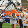 3/11/17 3:04:38 PM Hamilton College Women's Lacrosse v. Wesleyan University at the Carrier Dome, Syracuse University, Syracuse, NY<br /> <br /> Hamilton College midfielder Casey File (21)<br /> <br /> Final: Hamilton 7  Wesleyan 8<br /> <br /> Photo by Josh McKee