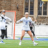 Hamilton College midfielder Kara Pooley (5)<br /> <br /> 4/1/17 12:08:03 PM Hamilton College Women's Lacrosse v. Bates College, at Steuben Field, Hamilton College, Clinton, NY<br /> <br /> Hamilton 13  Bates 5<br /> <br /> Photo by Josh McKee