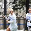 Hamilton College midfielder Kara Pooley (5)<br /> <br /> 4/1/17 12:11:42 PM Hamilton College Women's Lacrosse v. Bates College, at Steuben Field, Hamilton College, Clinton, NY<br /> <br /> Hamilton 13  Bates 5<br /> <br /> Photo by Josh McKee
