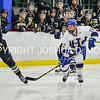 3/5/17 2:02:45 PM NESCAC MEN'S HOCKEY FINAL Hamilton College v Trinity College at Russell Sage Rink, Hamilton College, Clinton, NY<br /> <br /> Trinity won 3-2 in OT<br /> <br /> Photo by Josh McKee