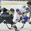 3/5/17 2:29:39 PM NESCAC MEN'S HOCKEY FINAL Hamilton College v Trinity College at Russell Sage Rink, Hamilton College, Clinton, NY<br /> <br /> Trinity won 3-2 in OT<br /> <br /> Photo by Josh McKee